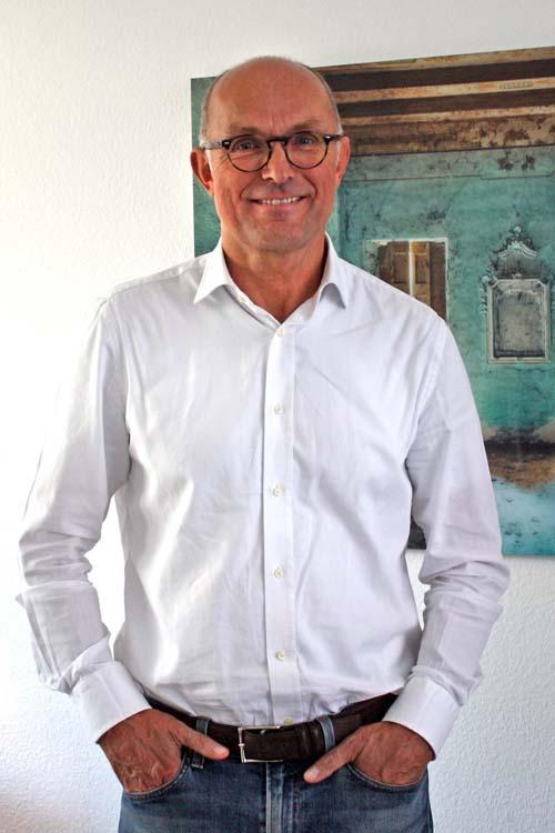 Portrait Ulrich Ibach